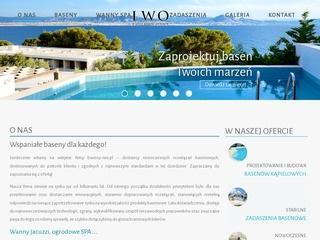 Przedsiębiorstwo realizujące budowę basenu: oferta