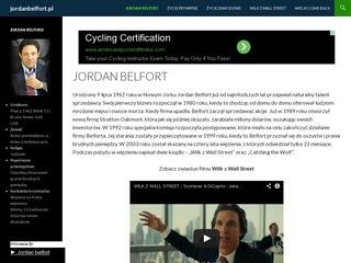 Informacje o życiu prywatnym Jordana Belforta