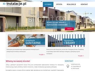 Instalacje sanitarne Poznań