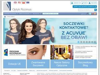 Soczewki miesięczne - http://www.optykrozmus.pl/rodzaje-soczewek-kontaktowych/soczewki-miesieczne/