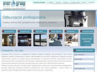 Najlepsze firmy porządkowe z Poznania