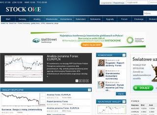 StockOne - wszystko o GPW
