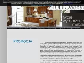 Zaprojektuj swoją szafę na wymiar – Poznań